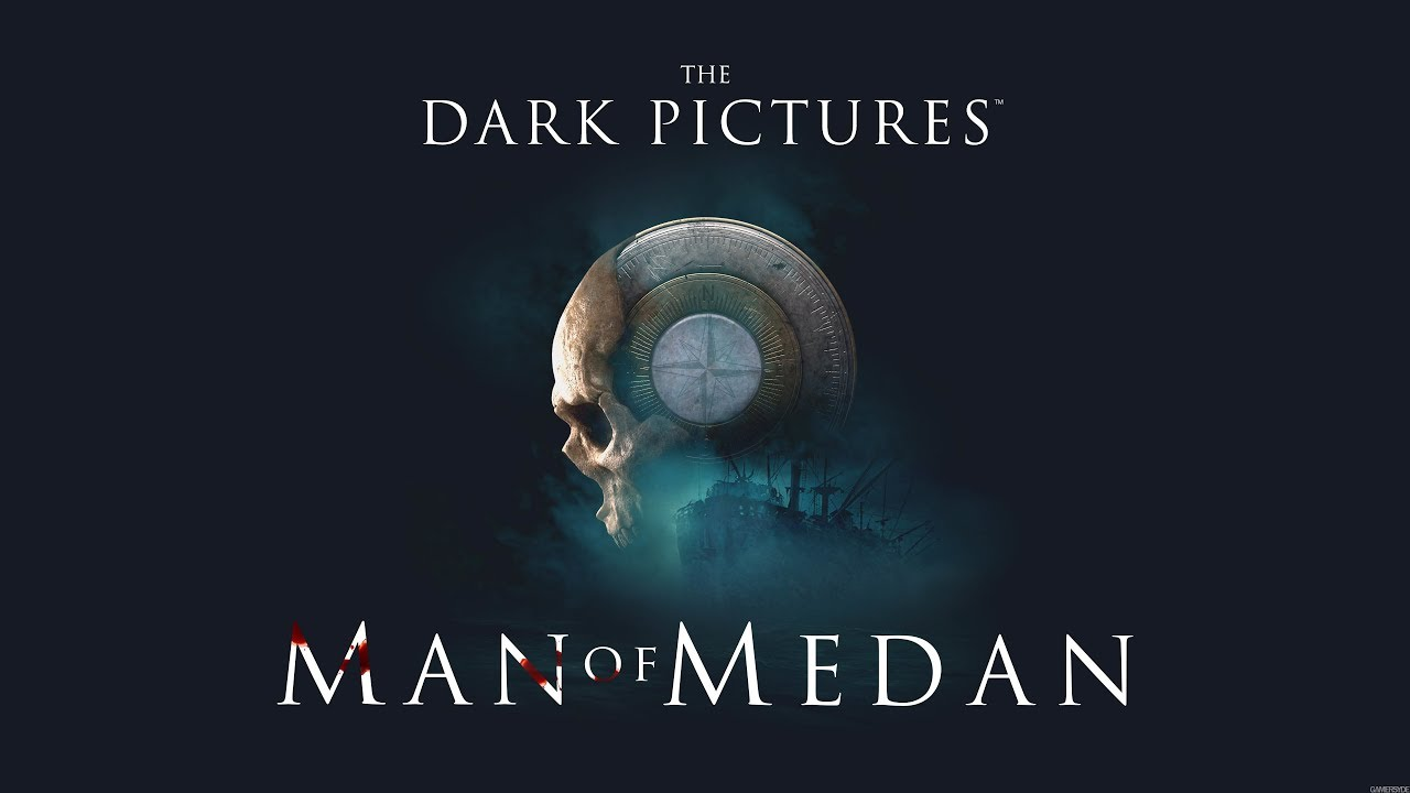The Dark Pictures: Man of Medan Gamescon reveal trailer
