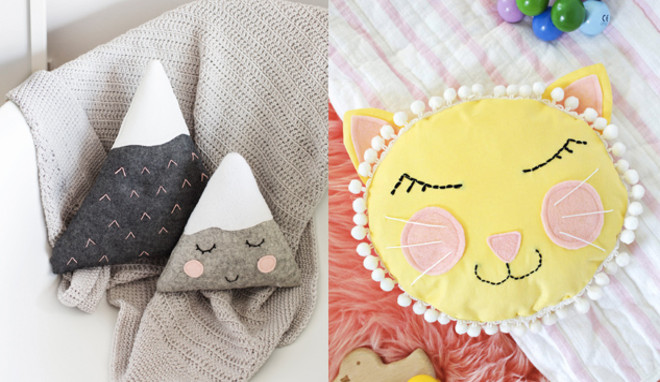 8 DIY for an adorable baby room