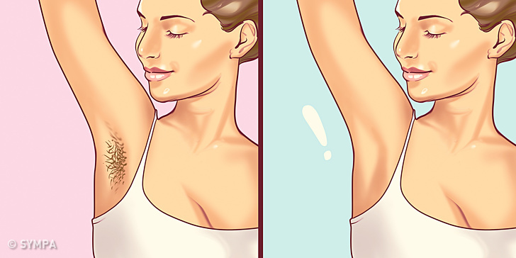 5 Ways to have soft, silky armpits without shaving them