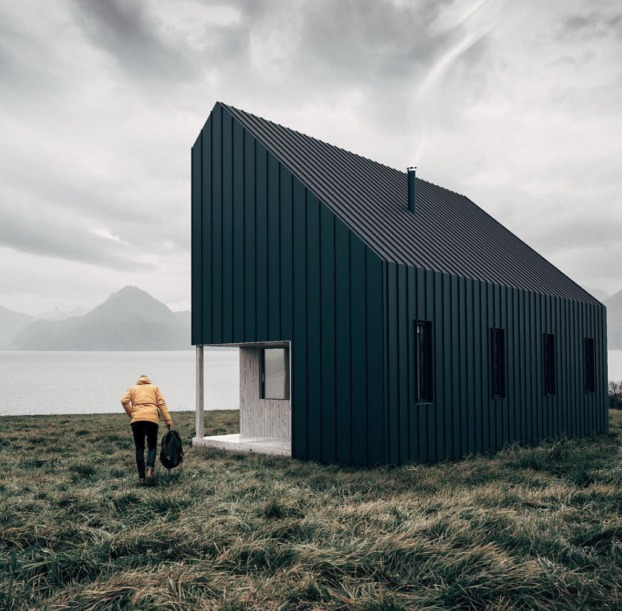 This house is delivered in a box - it's so amazing, look inside!