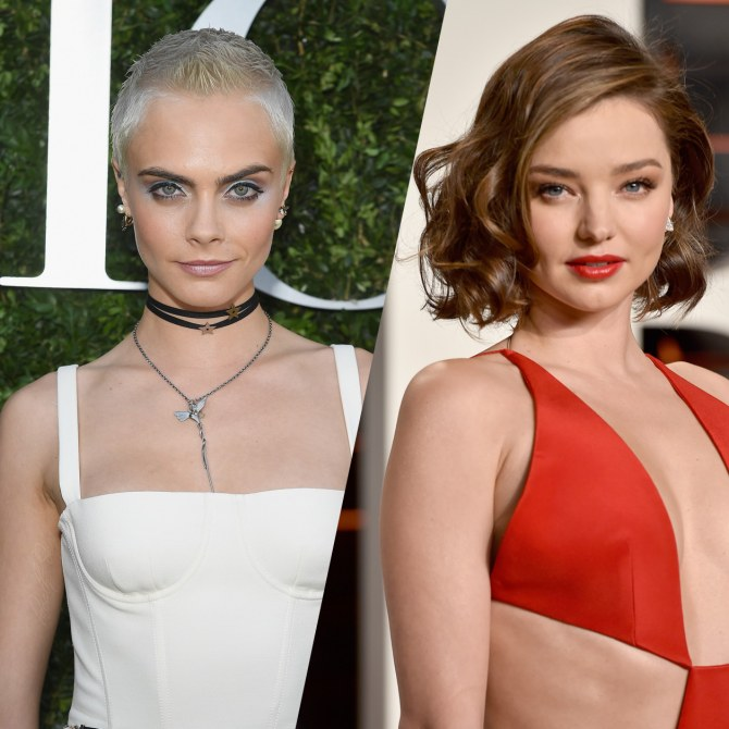 Lesbians, bisexuals: these stars who assume