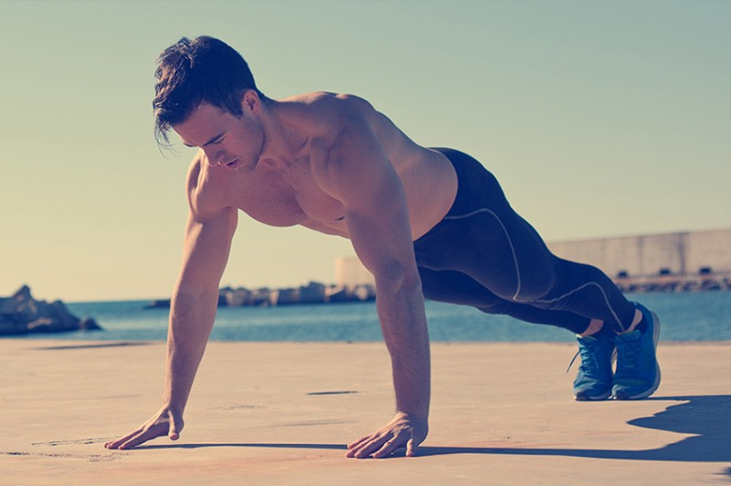 9 method to build muscles without equipment