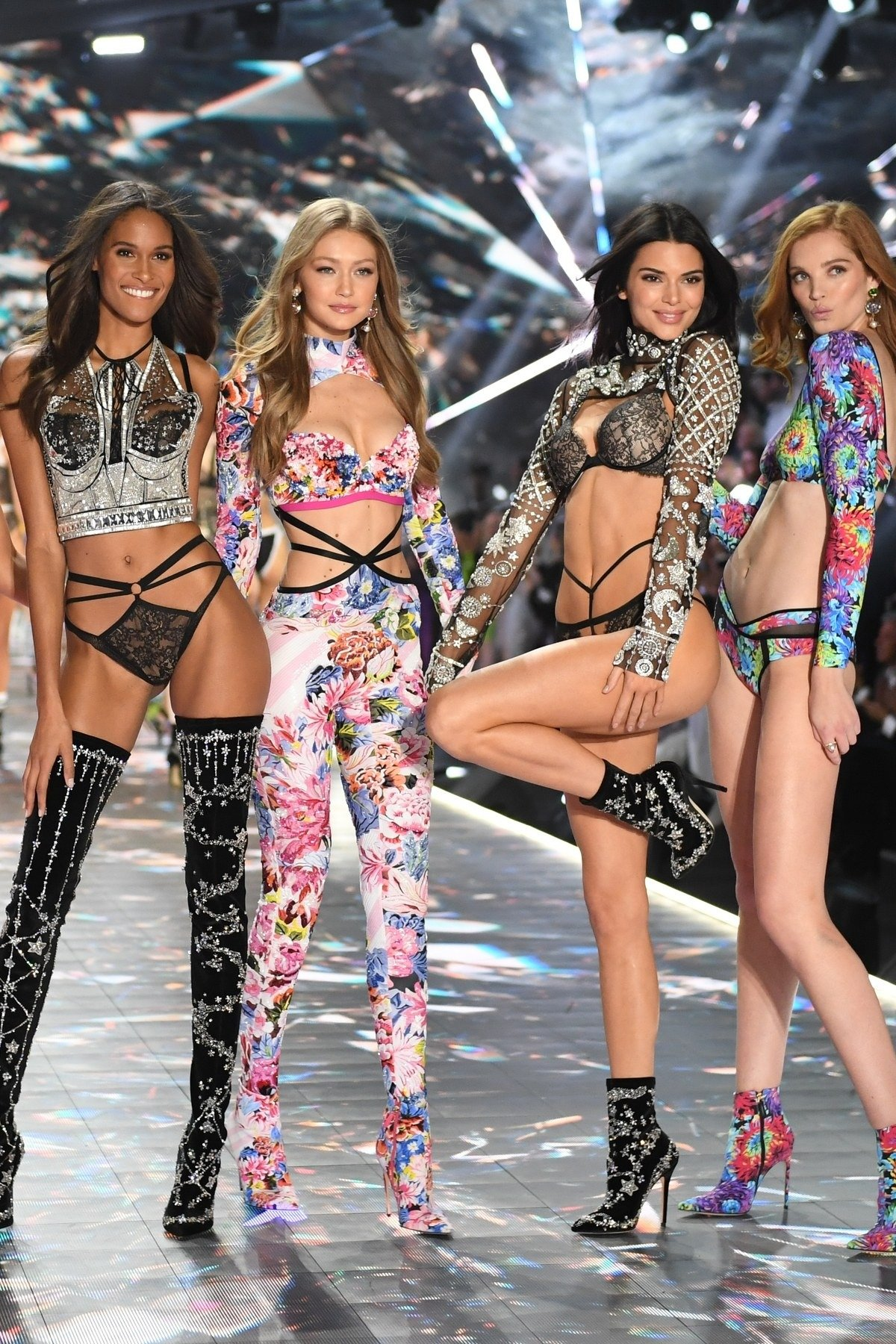 Victoria's Secret Fashion Show 2018: all the pictures of the parade