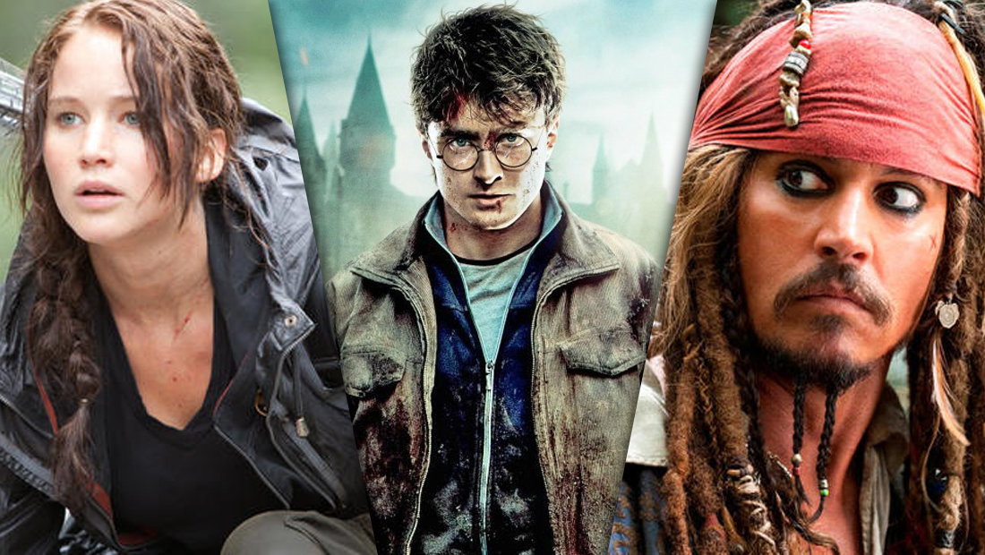 From Harry Potter to Pirates of the Caribbean, these sagas cine we want to see adapted in series