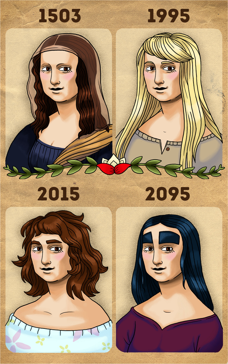 14 illustrations of how women have changed in recent times