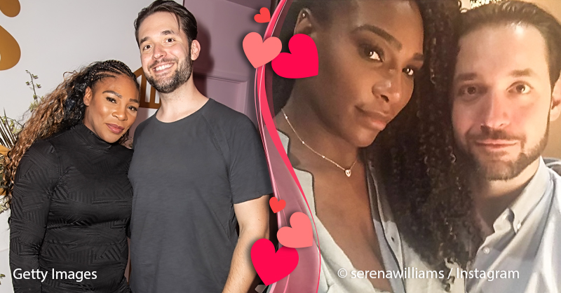 Tennis legend Serena Williams reveals the real reason she fell in love with her husband