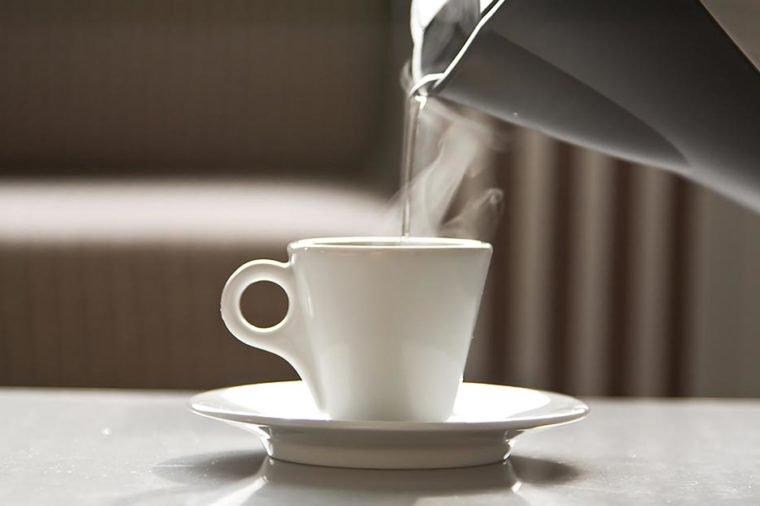 Super Surprising Benefits of Drinking Hot Water