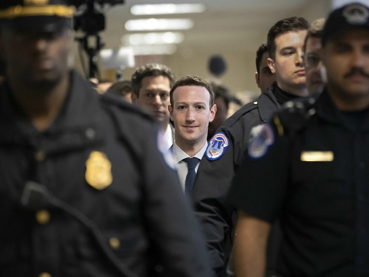 Intelligence Tunnel and Bulletproof Cabin in Office, Facebook Spends 70 Cr. yr. In Security Of Zuckerberg