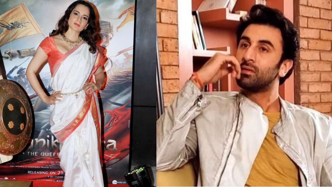 Kangana Ranaut calls Ranbir Kapoor 'irresponsible citizen', know why