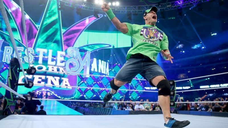 These 5 superstars can compete with John Cena on WrestleMania 35