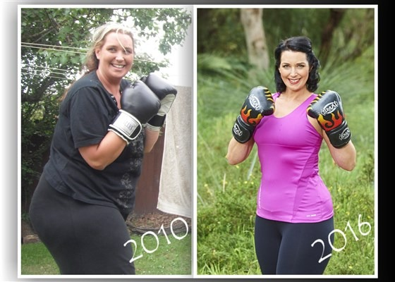 Mom decides to lose weight and loses 70 pounds after avoiding four foods