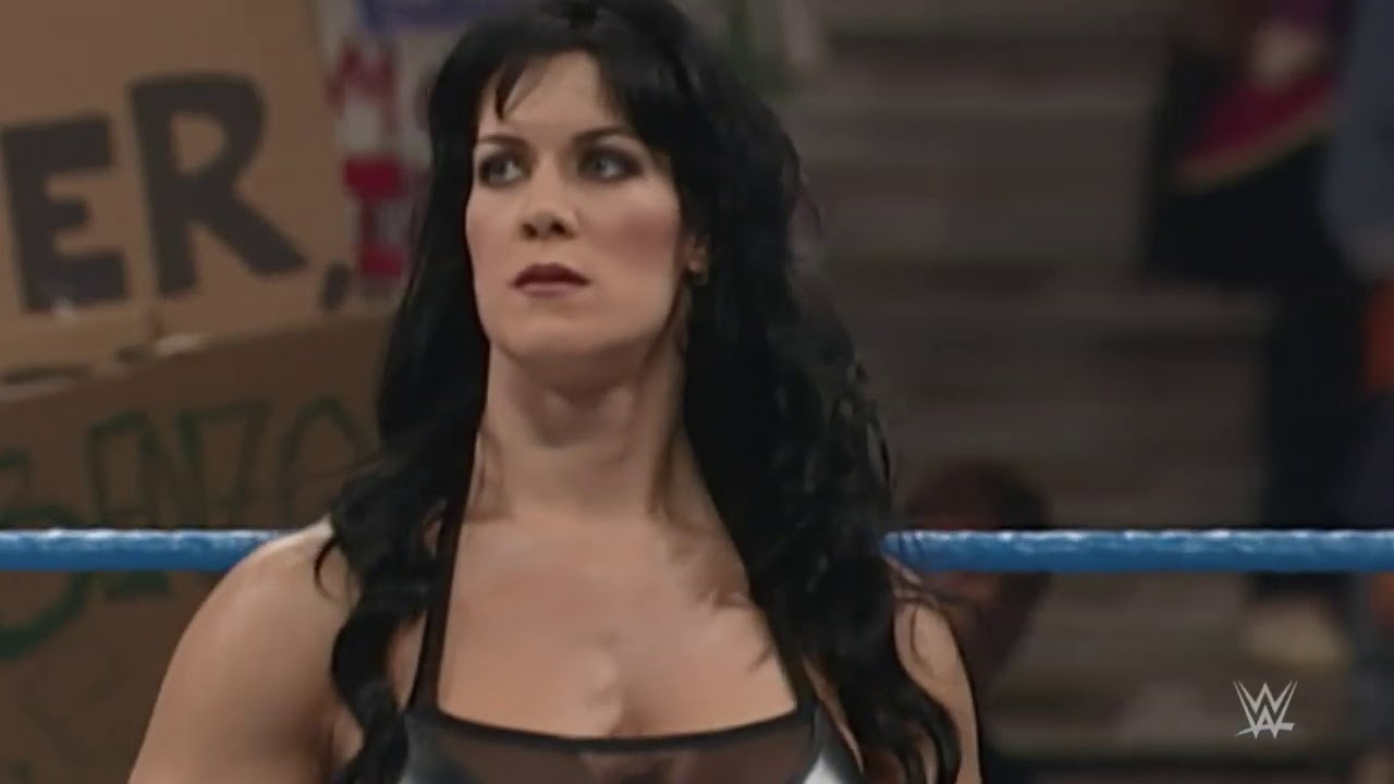 Four male Superstars defeated by Chyna