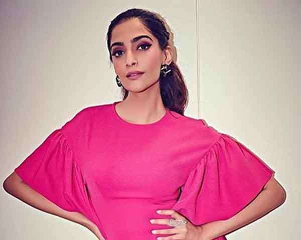 Sonam Kapoor Ahuja wore hot pink and nailed it