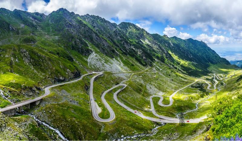 Transfagarasan: the most beautiful road in the world?
