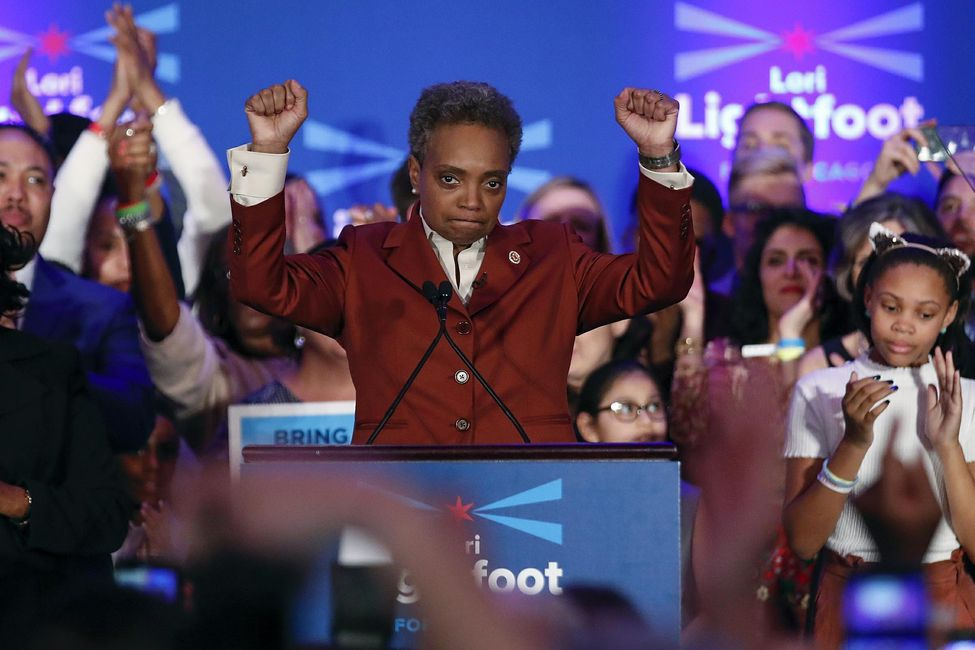 WHO IS LORI LIGHTFOOT, THE NEW BLACK AND LESBIAN MAYOR OF CHICAGO?