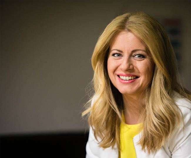Know Who Is Zuzana Caputova That created History In Slovakia, Story Of becomes 1st female president...