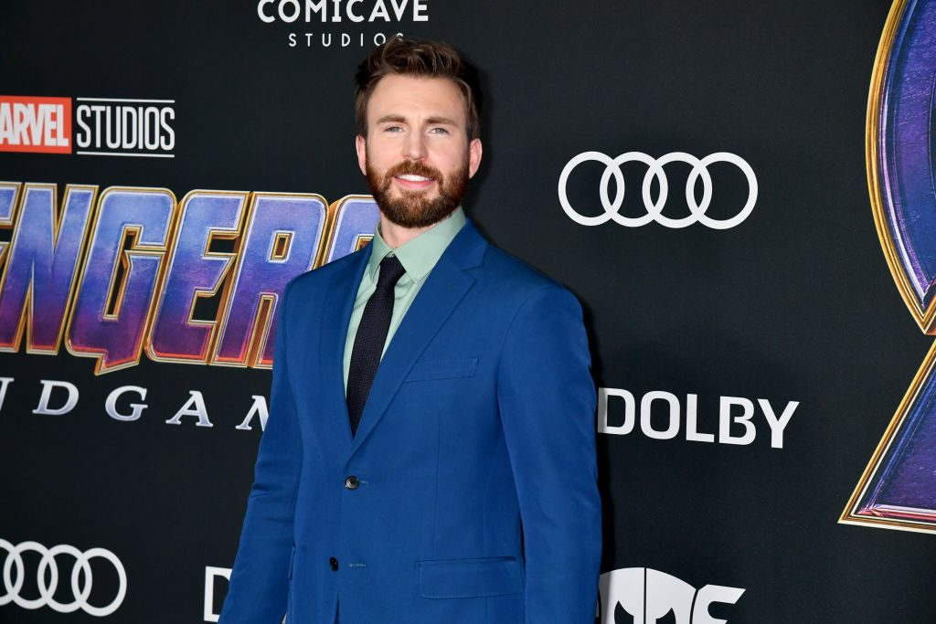 Chris Evans is looking for a girlfriend! He wants to get married and have children