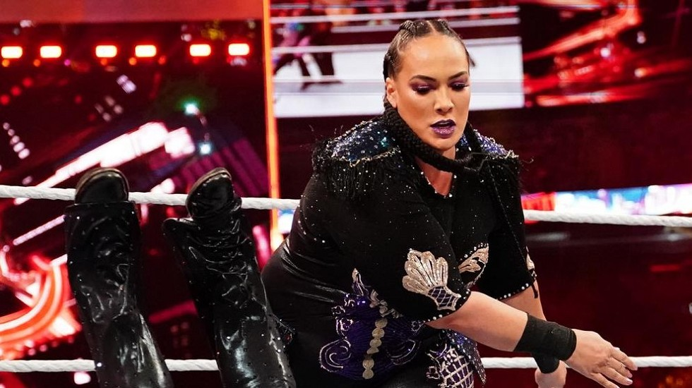 Nia Jax will be out of action due to an injury