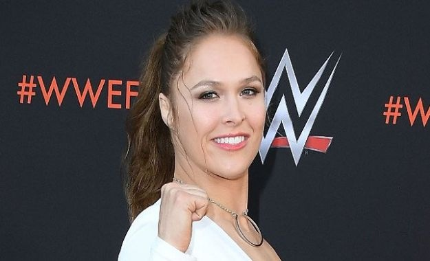 Ronda Rousey leaves the door open for a real WWE retreat