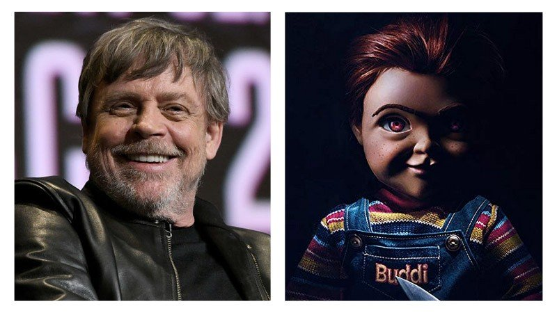 Mark Hamill Reveals First Look Of The New 'CHUCKY'