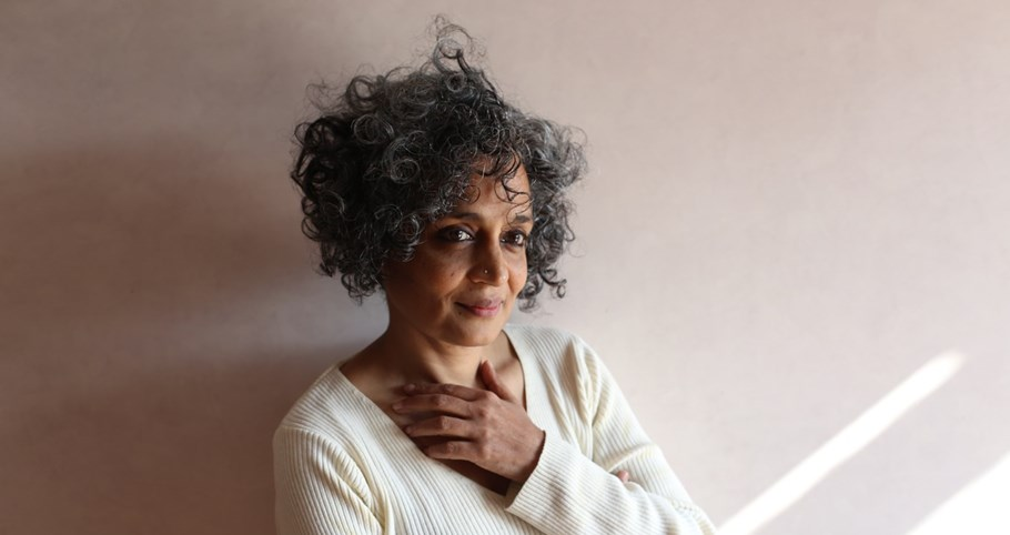 "Arundhati Roy: ""The negotiation of my freedom began at age 16"""