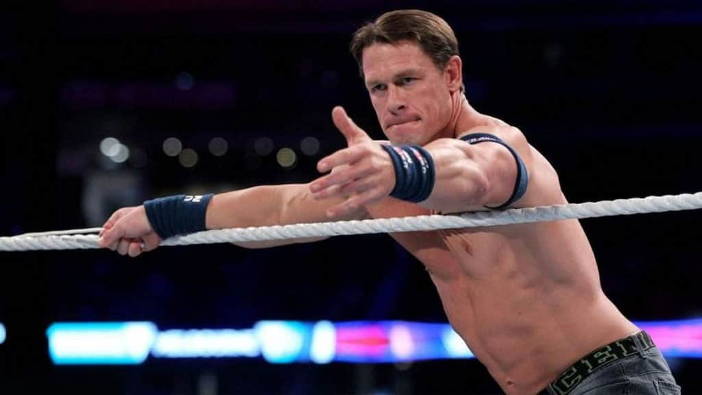 WrestleMania 35: And John Cena, then?