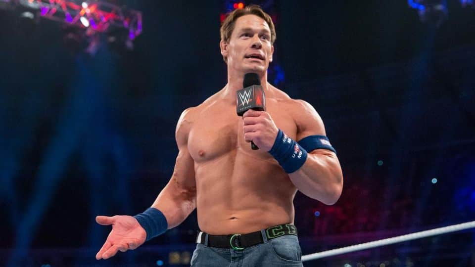 """John Cena at WrestleMania 35: """"I have nothing to do this year"""""""