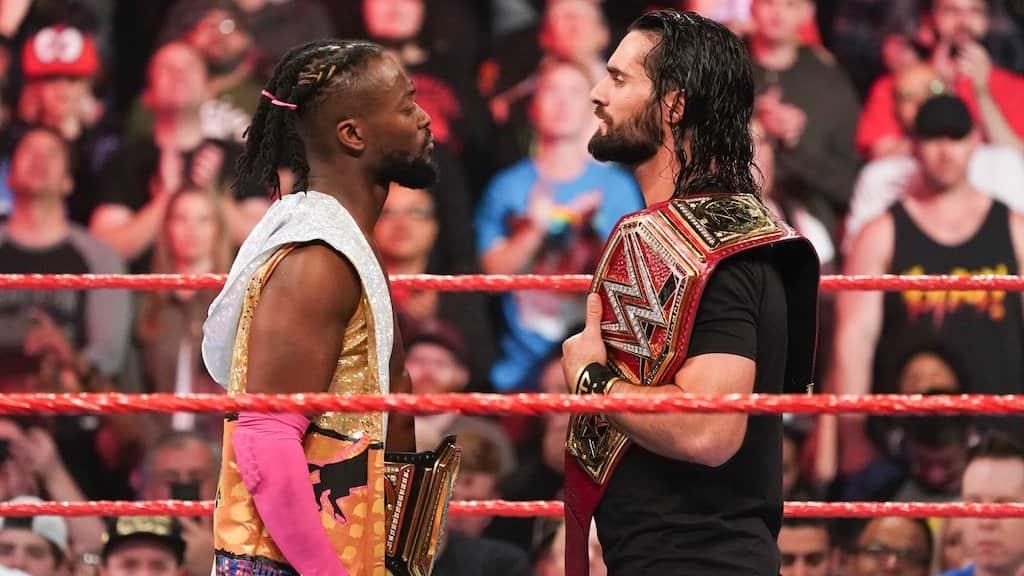 WWE RAW April 8 Results
