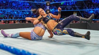 WWE SmackDown Live videos April 23, 2019