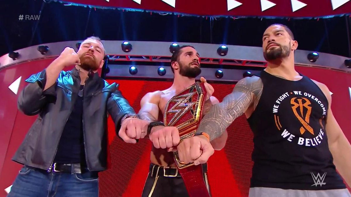 RAW: The Shield together for one last time