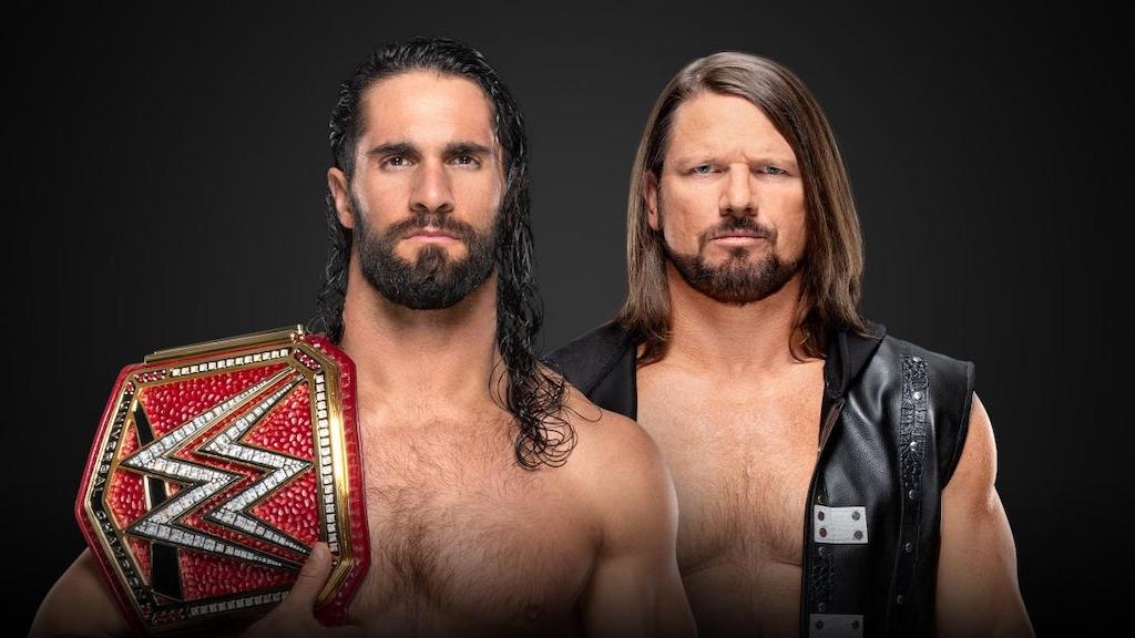 WWE Money In The Bank 2019: AJ Styles to face Seth Rollins for Universal Title