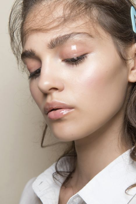 Trends 2019: Glossy Eyes are makeup that you will want to test