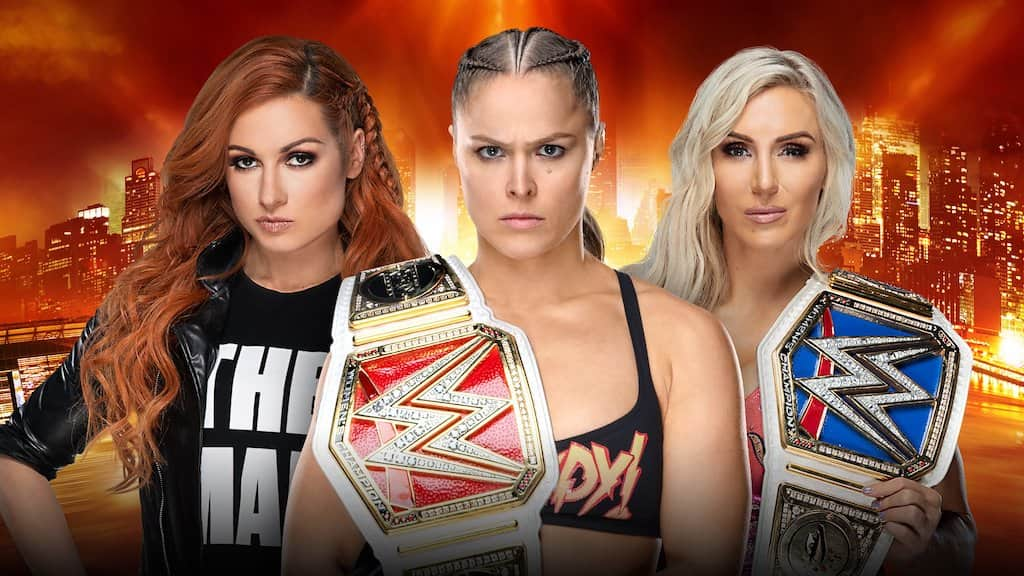 WrestleMania 35: The two women's titles at stake in the main event