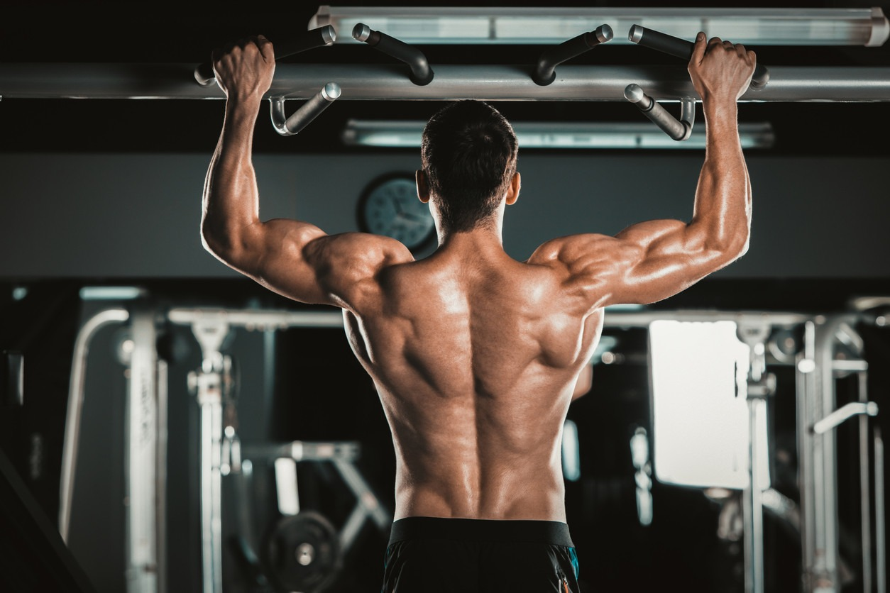 For a strong and wide back, these are the exercises that can not be missed in your routine