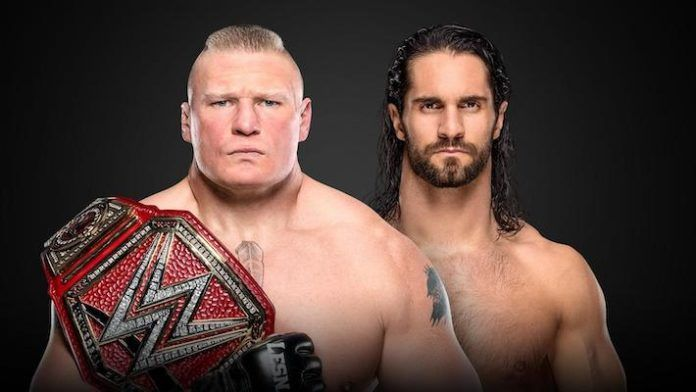 WWE: Seth Rollins tells what he thinks about Brock Lesnar