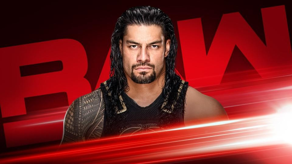 Results: WWE Monday Night RAW May 6, 2019