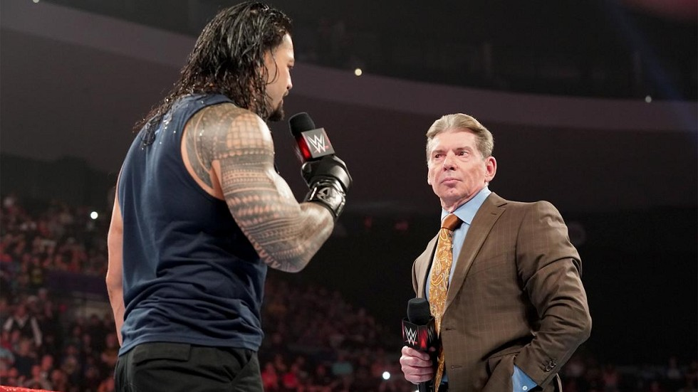 Vince McMahon announces a new dynamic for WWE's main shows