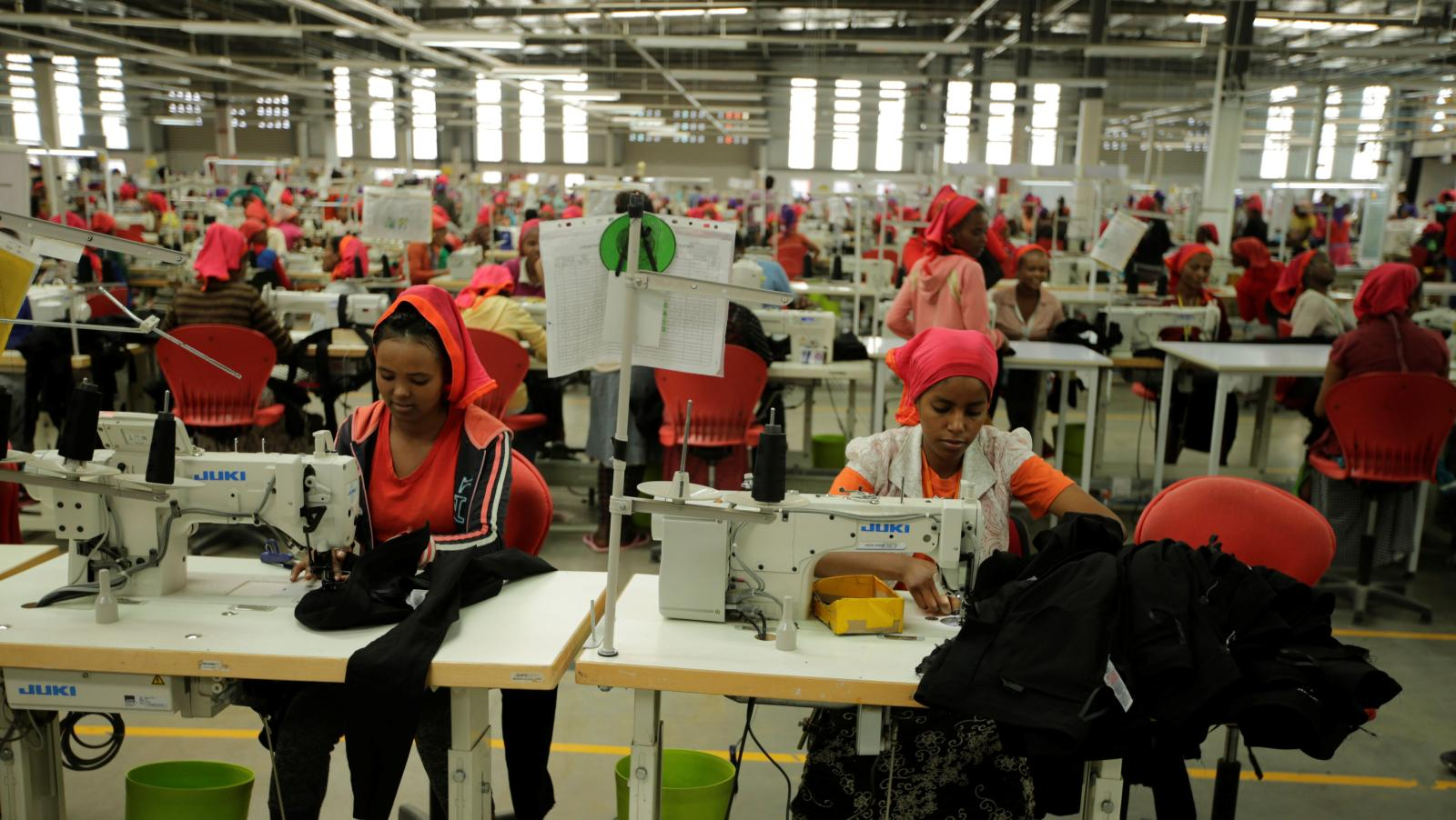 The lowest paid textile employees in the world