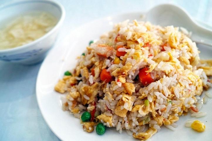 Recipe: Homemade Chinese Fried Rice