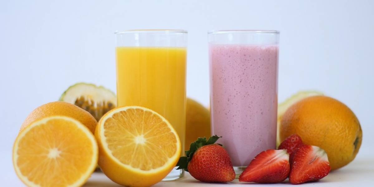 Two natural juices to increase muscle mass