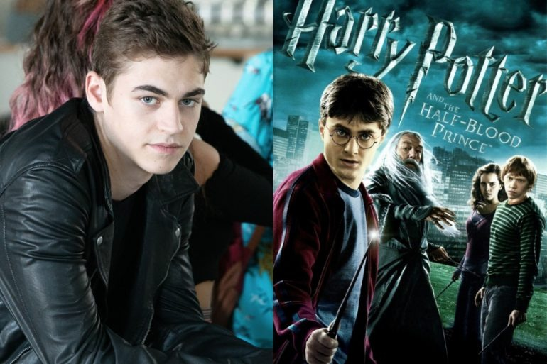 Did you know that Hero Fiennes-Tiffin appeared in Harry Potter and the Mystery of the Prince?