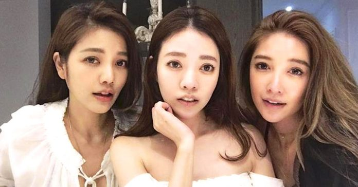 The 63-year-old mother and her daughters of 41, 40 and 36 share their secret to look so young
