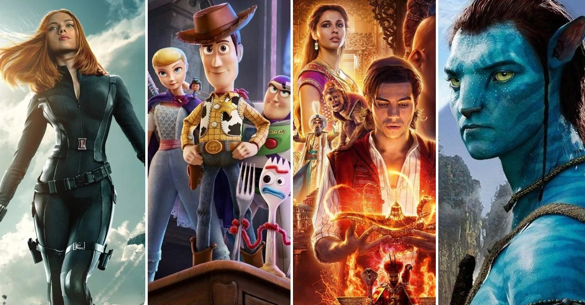 Disney announced the films that are to be released from 2019 to 2027