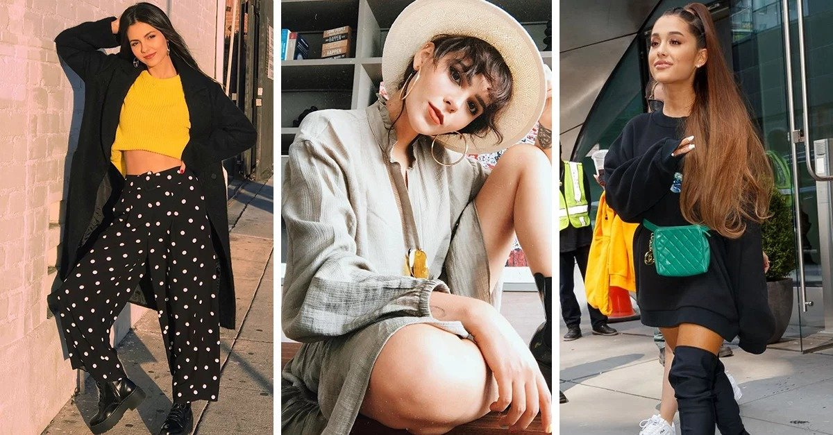 15 Tips from celebrities to take advantage of the 'oversized' trend