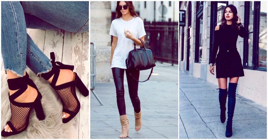 Boots and booties that you can not stop using this season
