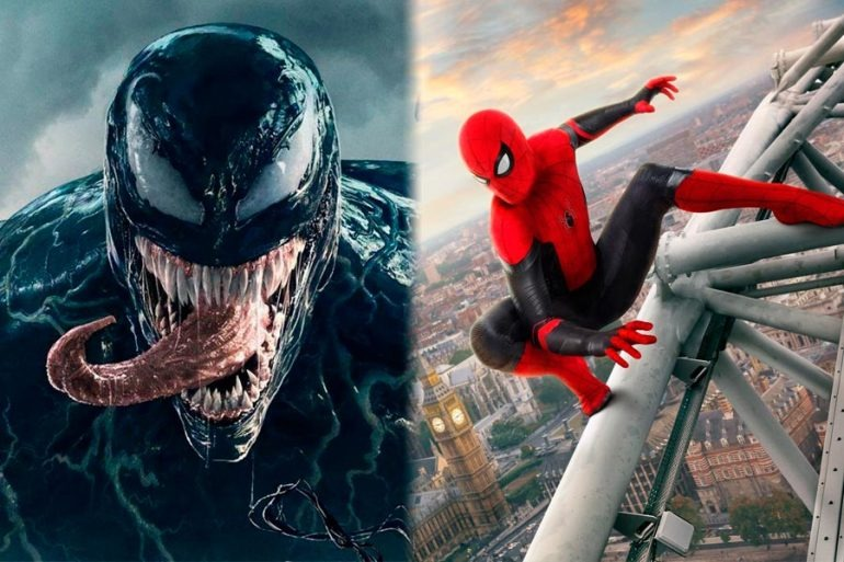 Crossover of 'Spider-Man' and 'Venom' could happen soon