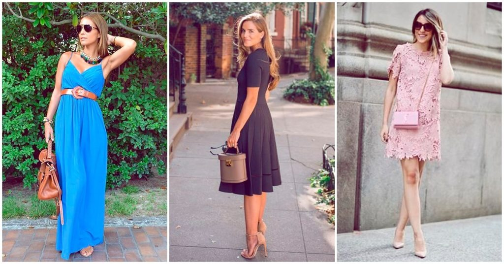 Dresses that you can use to go to work, yes or yes