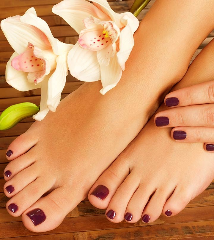How To Do Pedicure at Home (Easy Way)