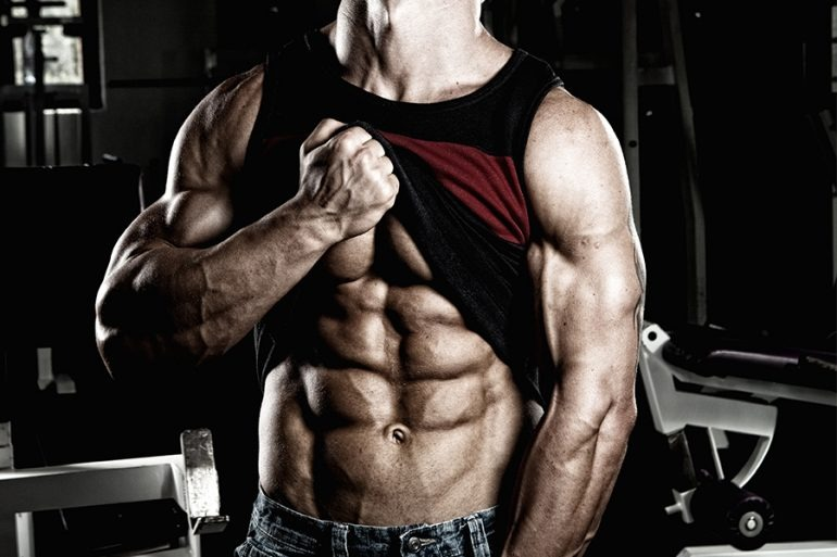 Build up to 7 kilos of muscle with this routine