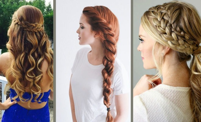 Hairstyles with Braids that will Mark your 'LOOKS'
